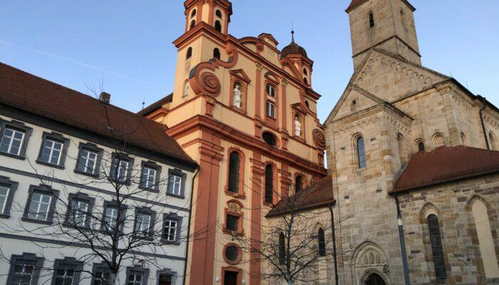 St. Vitus Kirche Ellwangen