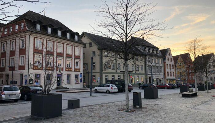 Marktplatz Ellwangen