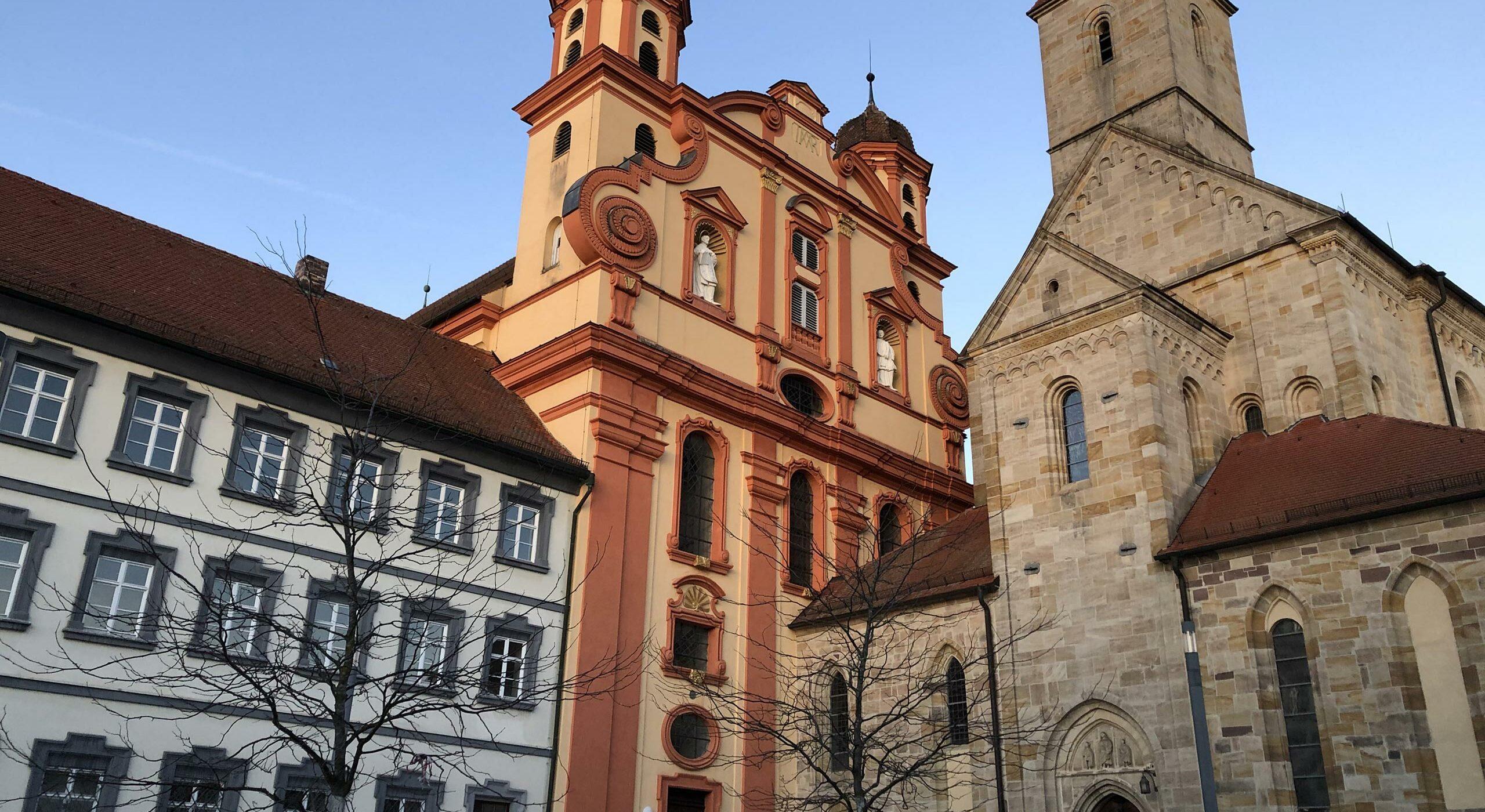 St. Vitus und evangelische Stadtkirche